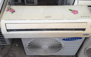 Uk Used 1hp Samsung Split Ac   Home Appliances for sale in Lagos State, Ajah