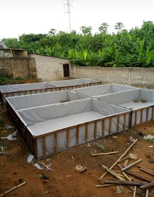 Fish Pond Construction | Farm Machinery & Equipment for sale in Lagos State, Mushin