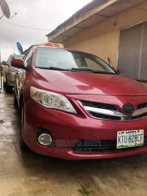 Toyota Corolla 2011 Red | Cars for sale in Osun State, Osogbo