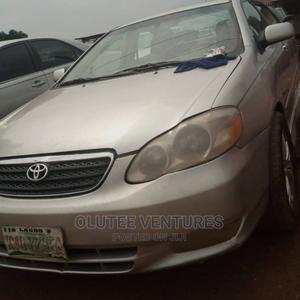 Toyota Corolla 2005 S Silver | Cars for sale in Oyo State, Ibadan