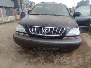 Lexus RX 2002 300 2WD Black | Cars for sale in Lagos State, Amuwo-Odofin
