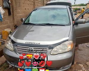 Toyota Corolla 2006 1.4 VVT-i Gray | Cars for sale in Oyo State, Ibadan