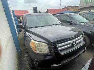 Honda Pilot 2007 Black | Cars for sale in Lagos State, Ogba
