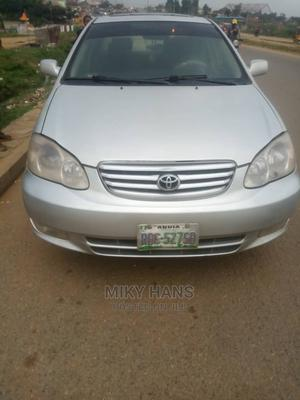 Toyota Corolla 2006 1.4 VVT-i Silver | Cars for sale in Abuja (FCT) State, Kubwa