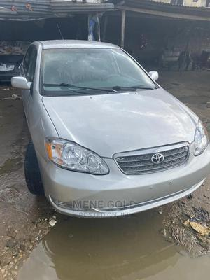 Toyota Corolla 2004 Silver | Cars for sale in Rivers State, Port-Harcourt