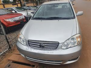 Toyota Corolla 2004 LE Silver   Cars for sale in Lagos State, Abule Egba