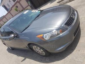 Honda Accord 2010 Sedan EX Automatic Gray   Cars for sale in Lagos State, Ikeja