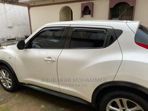 Nissan Juke 2013 SV White   Cars for sale in Abuja (FCT) State, Central Business District