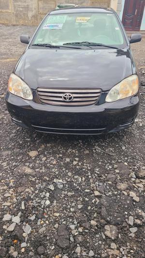 Toyota Corolla 2004 LE Black | Cars for sale in Oyo State, Ibadan