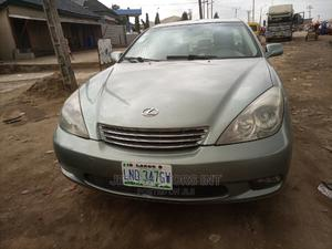 Lexus ES 2004 300 Green | Cars for sale in Lagos State, Abule Egba