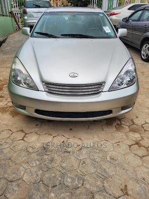 Lexus ES 2004 330 Sedan Silver | Cars for sale in Lagos State, Alimosho