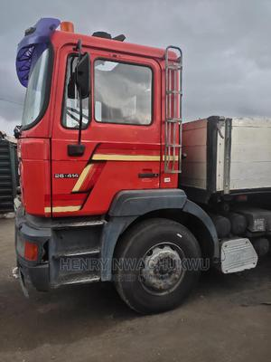 Man Tipper 10tyres 6x4 Axel Tokunbo | Trucks & Trailers for sale in Lagos State, Apapa