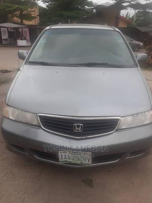 Honda Odyssey 2000 LX Silver   Cars for sale in Lagos State, Amuwo-Odofin