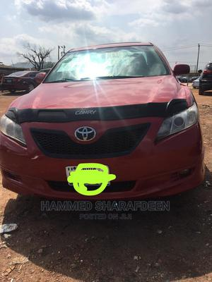 Toyota Camry 2008 Red | Cars for sale in Oyo State, Ibadan