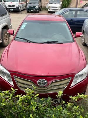 Toyota Camry 2008 2.4 LE Red   Cars for sale in Lagos State, Alimosho