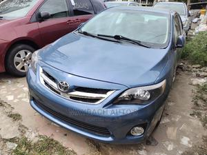 Toyota Corolla 2013 L 4-Speed Automatic Blue | Cars for sale in Lagos State, Surulere