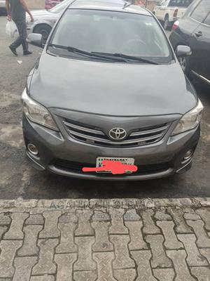 Toyota Corolla 2011 Gray | Cars for sale in Bayelsa State, Yenagoa