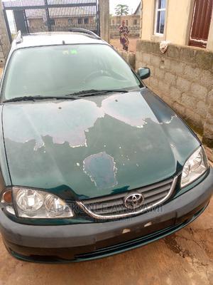 Toyota Avensis 2003 1.8 Wagon Green | Cars for sale in Ogun State, Sagamu