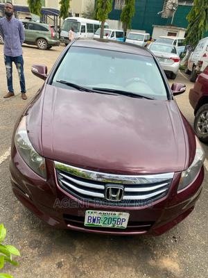 Honda Accord 2010 Sedan EX Automatic Brown   Cars for sale in Abuja (FCT) State, Asokoro