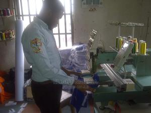 Embroidery Monongram Engineer | Other Repair & Construction Items for sale in Abuja (FCT) State, Gwarinpa