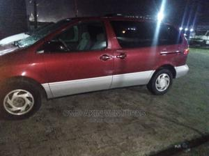Toyota Sienna 1999 Red | Cars for sale in Lagos State, Ajah