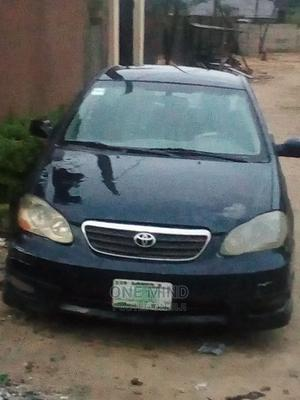 Toyota Corolla 2006 Blue | Cars for sale in Lagos State, Ajah