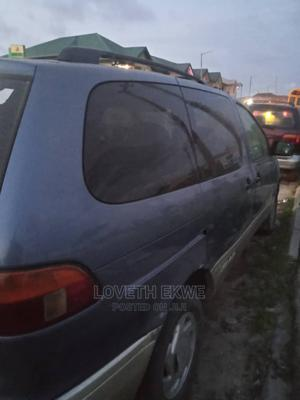 Toyota Sienna 2001 Blue   Cars for sale in Lagos State, Ajah