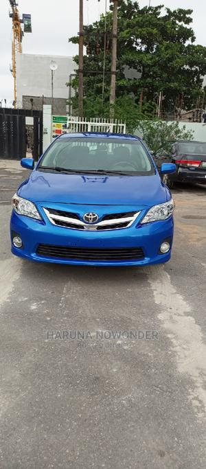 Toyota Corolla 2012 Blue | Cars for sale in Lagos State, Victoria Island