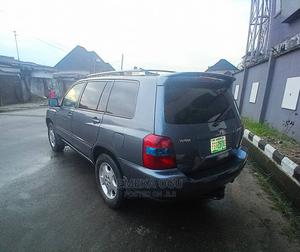 Toyota Highlander 2005 Blue | Cars for sale in Rivers State, Port-Harcourt