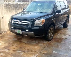 Honda Pilot 2006 EX 4x4 (3.5L 6cyl 5A) Black | Cars for sale in Osun State, Osogbo