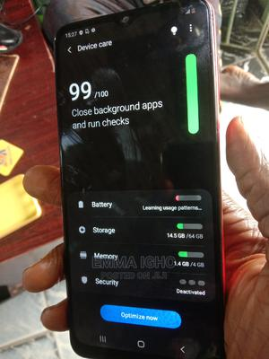 Samsung Galaxy A12 64 GB Red | Mobile Phones for sale in Delta State, Ugheli