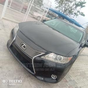 Lexus ES 2015 Black   Cars for sale in Lagos State, Ajah