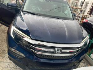 Honda Pilot 2017 Blue   Cars for sale in Abuja (FCT) State, Central Business District