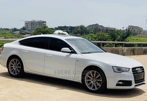 Audi A5 2013 White | Cars for sale in Abuja (FCT) State, Wuse 2
