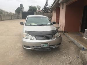 Toyota Corolla 2004 Silver | Cars for sale in Ondo State, Ondo / Ondo State