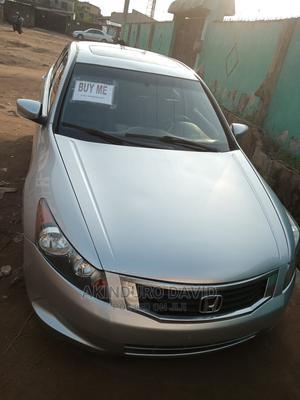 Honda Accord 2008 Silver | Cars for sale in Lagos State, Oshodi