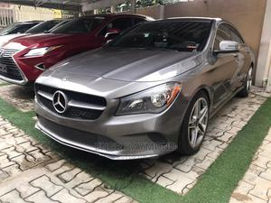 Mercedes-Benz CLA-Class 2019 Gray   Cars for sale in Lagos State, Ikeja