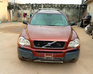 Volvo XC90 2005 T6 AWD Red   Cars for sale in Lagos State, Ikotun/Igando