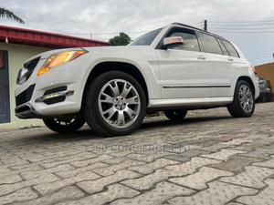 Mercedes-Benz GLK-Class 2013 350 4MATIC White   Cars for sale in Lagos State, Ajah