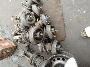 Mercedes-Benz C240 2005 Front Shock   Vehicle Parts & Accessories for sale in Lagos State, Mushin