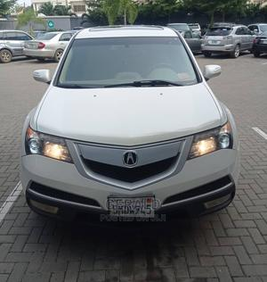 Acura MDX 2010 White | Cars for sale in Lagos State, Mushin