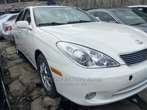 Lexus ES 2005 330 White   Cars for sale in Lagos State, Apapa