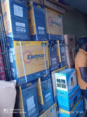 220ah Eastman Tubular Batteries | Solar Energy for sale in Lagos State, Ojo