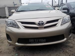 Toyota Corolla 2012 Gold | Cars for sale in Rivers State, Port-Harcourt