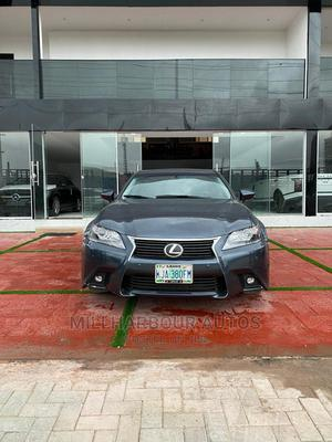 Lexus GS 2013 350 Gray | Cars for sale in Lagos State, Lekki