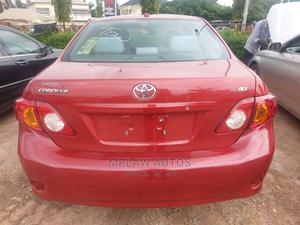 Toyota Corolla 2010 Red | Cars for sale in Abuja (FCT) State, Asokoro
