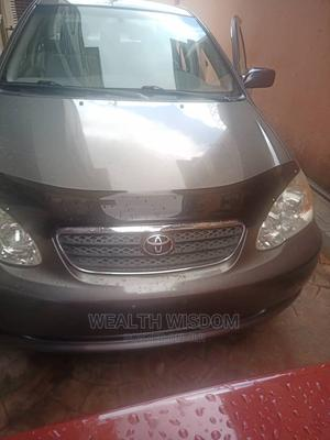 Toyota Corolla 2007 CE Gray | Cars for sale in Lagos State, Surulere