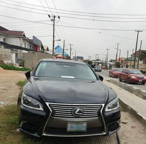 Lexus LS 2013 Black   Cars for sale in Lagos State, Lekki