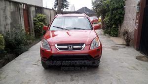 Honda CR-V 2005 Red | Cars for sale in Lagos State, Ifako-Ijaiye