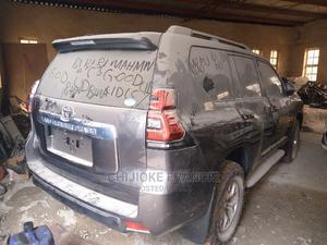 Toyota Land Cruiser Prado 2018 2.8 Gray | Cars for sale in Lagos State, Ejigbo
